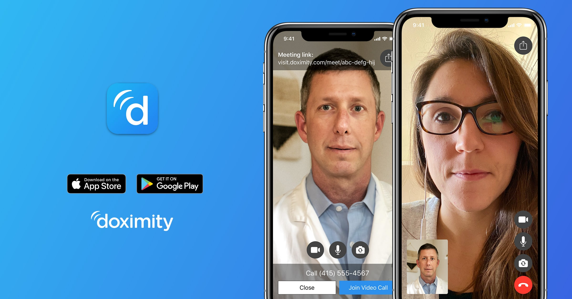 One-Click Voice & Video Calling | Easy for Physicians, Easy for Patients |  Doximity Dialer